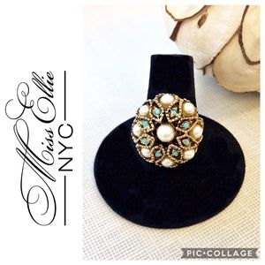 Princess Pillow Ring by Miss Ellie NYC